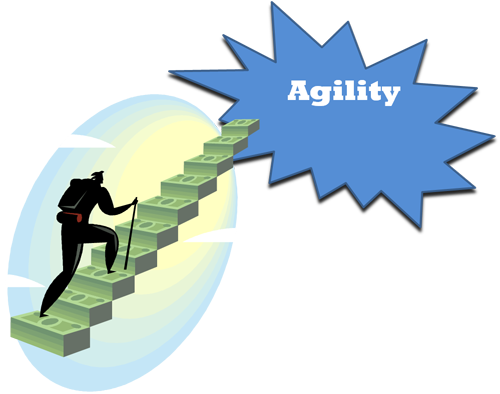 Stairway to Agility